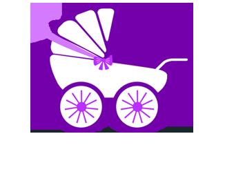 Oxted Pram Race Logo